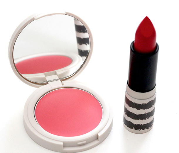 Topshop Lipstick and Blush Set in Red