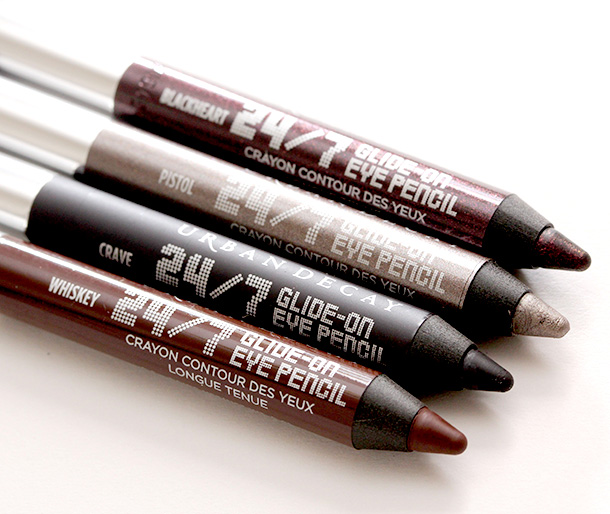 Urban Decay Naked-24/7 Glide-On Double Ended Eye Pencils