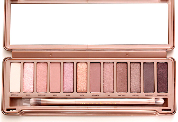 Urban Decay Naked3