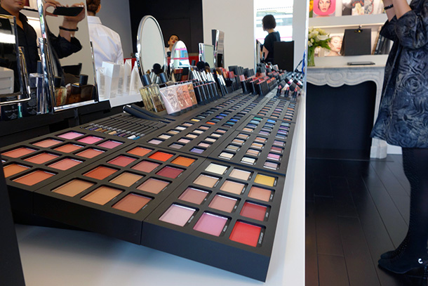 The NARS Boutique on Fillmore Street in San Francisco