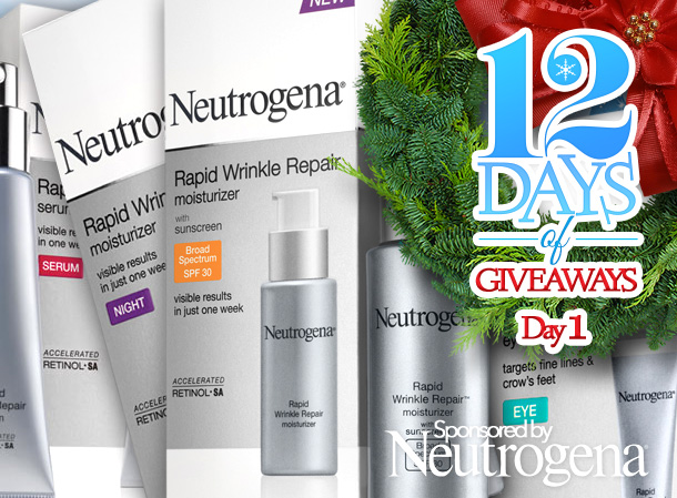 12 Days of Giveaways on Makeup and Beauty Blog