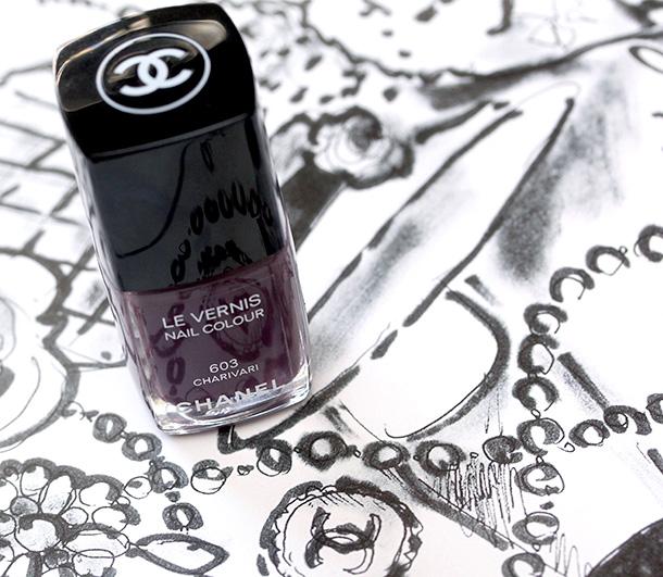 Chanel Charivari Nail Polish