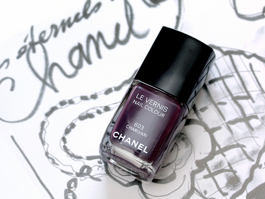 Chanel Charivari Nail Polish, From the New Chanel Notes de ...