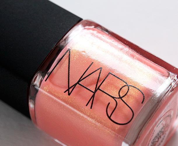 NARS Love Miami: Orgasm Nail Polish