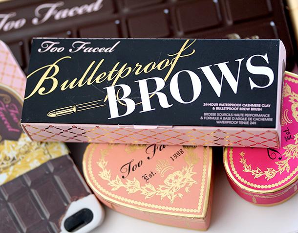 Too Faced Bulletproof Brows Universal Brunette