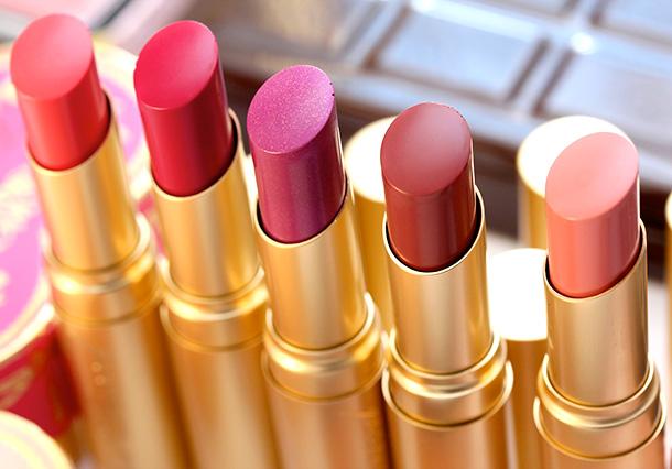 Too Faced La Creme Lipsticks Haute Chocolate Spring 2014