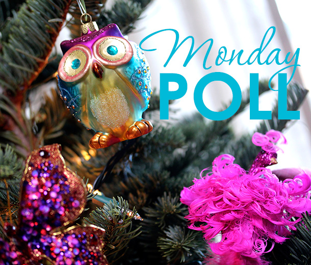 The Makeup and Beauty Blog Monday Poll for December 9, 2013