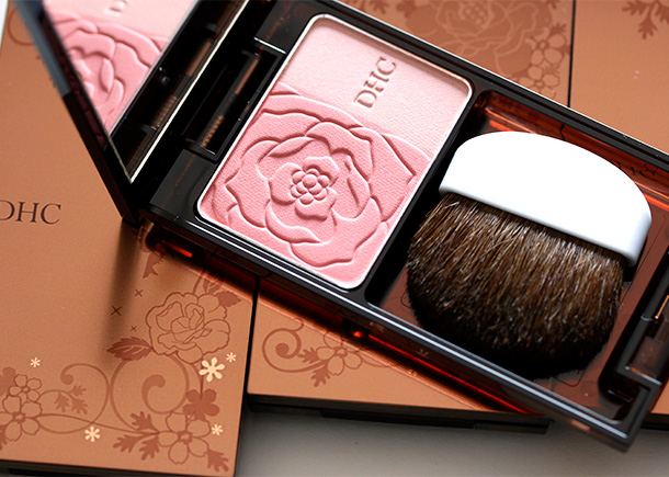 DHC Face Color Palette EX in Pearly Pink