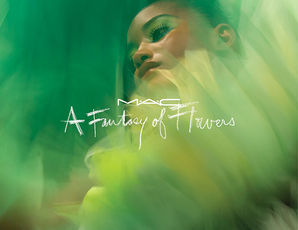 MAC A Fantasy of Flowers Spring 2014 Collection