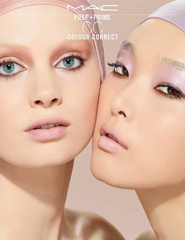 MAC Prep + Prime CC Colour Correct