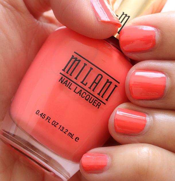 Milani Colorful Coral 04