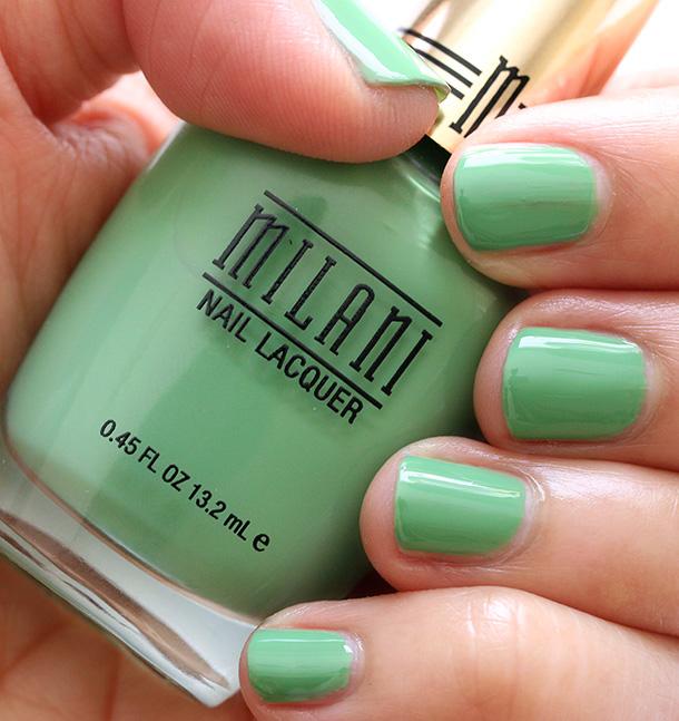 Milani Showy Sea-Green 01