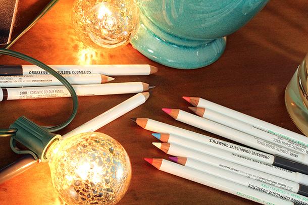 Obsessive Compulsive Cosmetics Colour Pencils