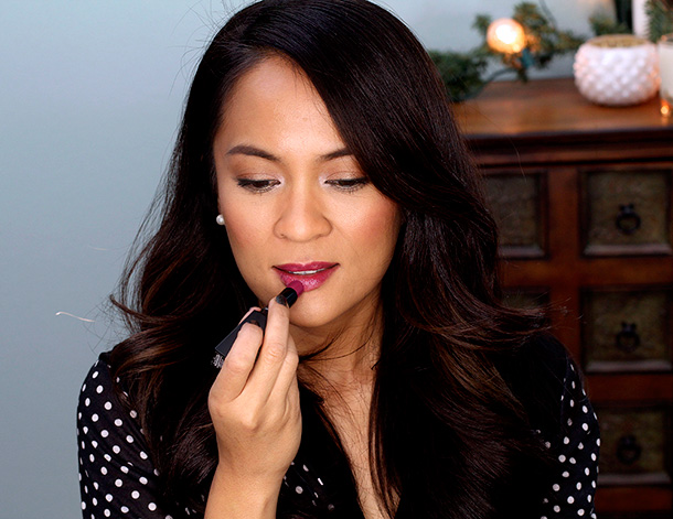 Sonia Kashuk Sheer Plum Shine Luxe Sheer Lip Colour