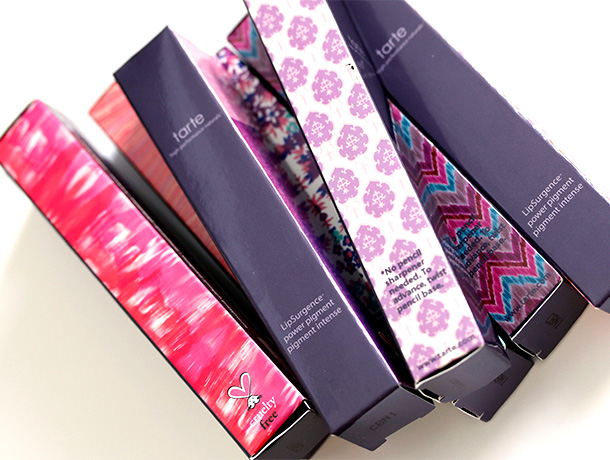 Tarte LipSurgence Power Pigments