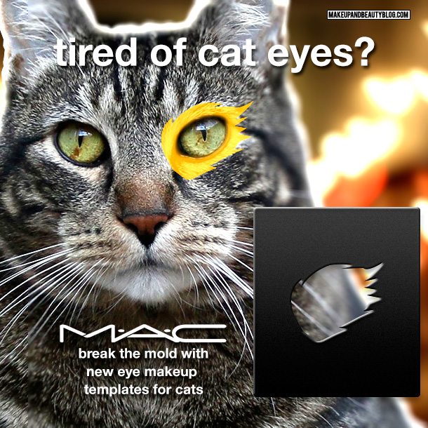 Tabs for MAC Eye Templates for Cats