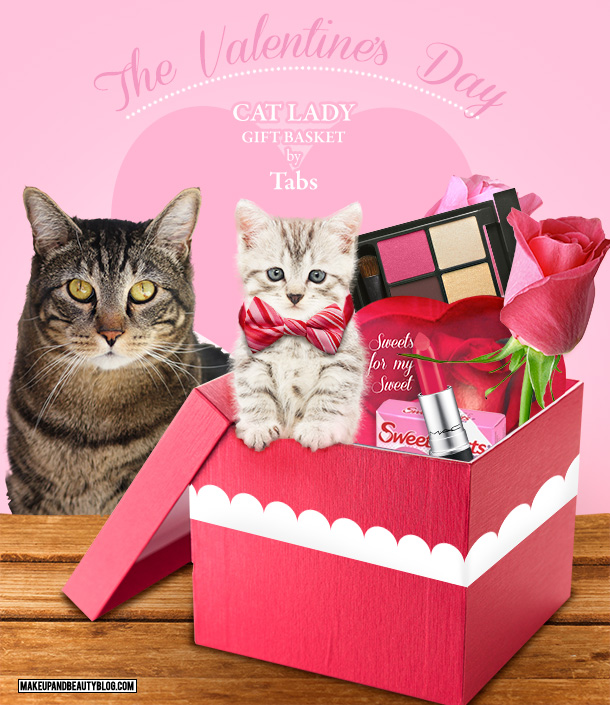 Tabs the Cat for the Valentines Day CCL Gift Box by Tabs