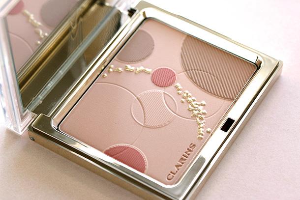 Clarins Opalescence Face & Blush Powder