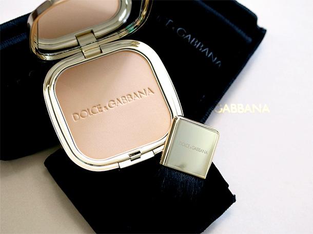 Dolce & Gabbana Perfection Veil Pressed Powder