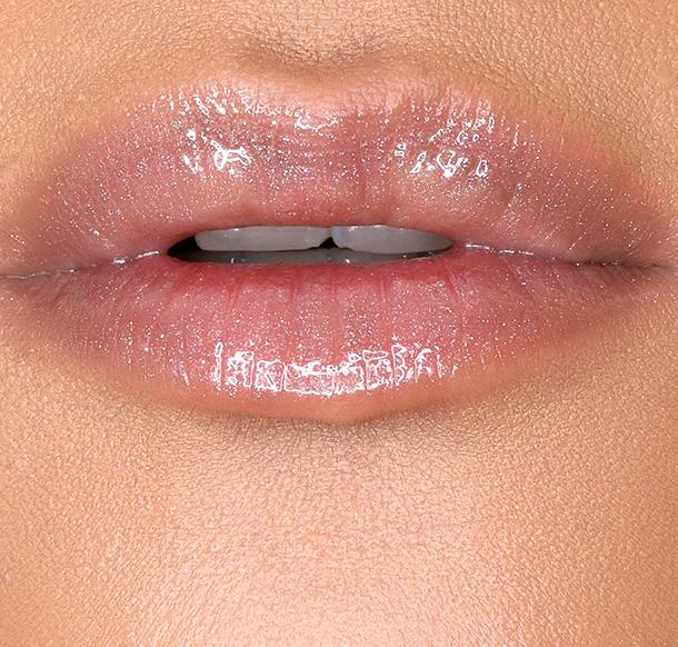 Jouer Pink Glace Moisturizing Lip Gloss