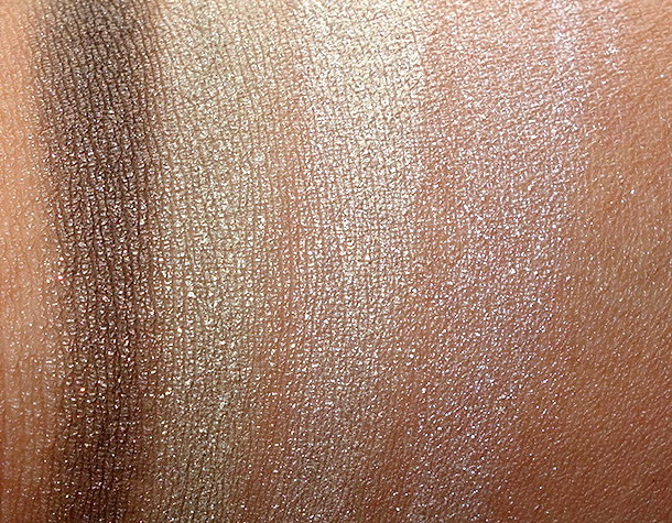 MAC In the Meadow Mineralize Eye Shadow Swatch