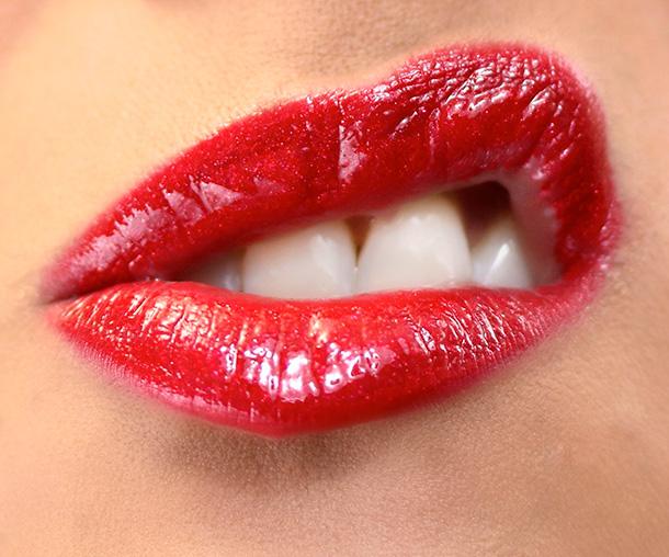 MAC Viva Glam Rihanna Lipstick and Lipglass