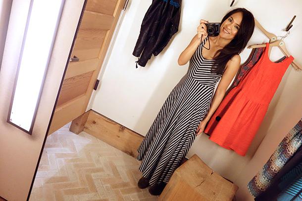 Puella Tasmin Maxi Dress