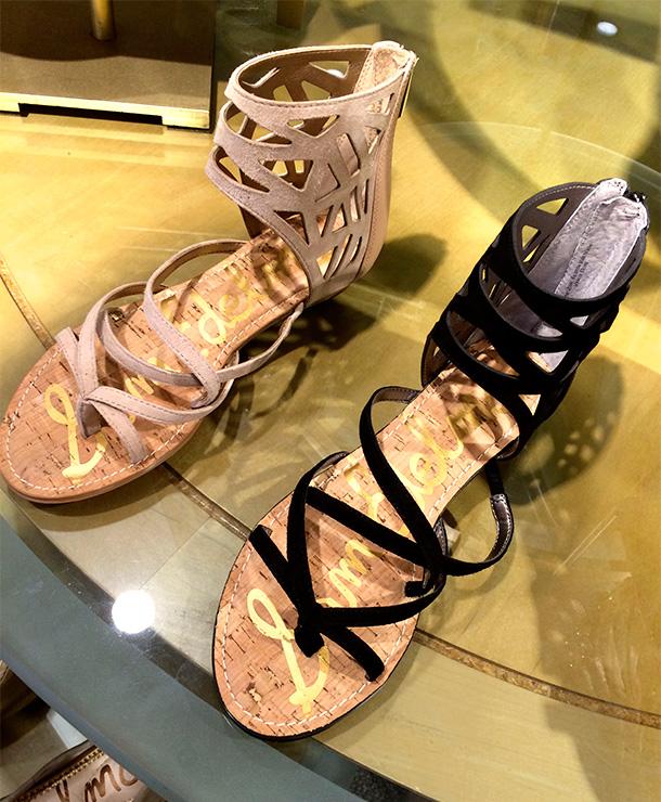 Sam Edelman Dana Leather Sandal