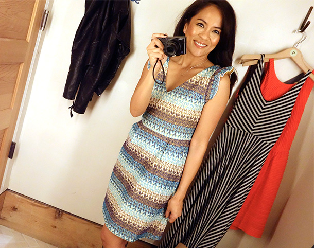 Tabitha Teahouse Dress