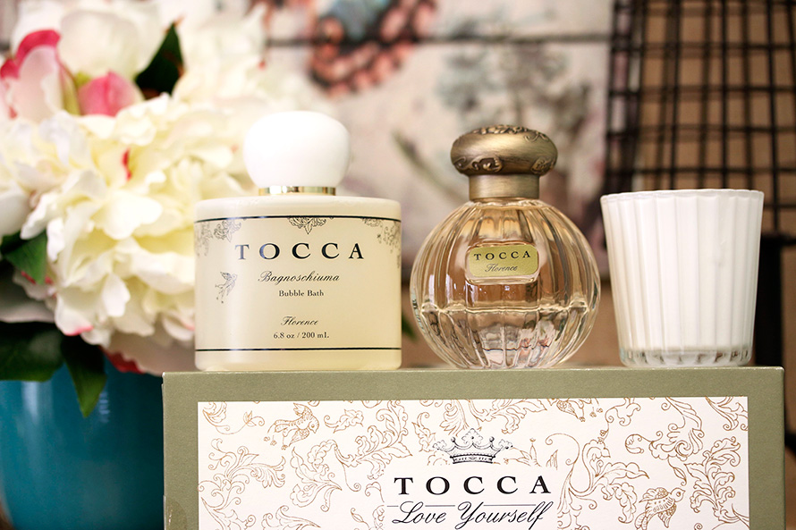 Tocca Luxury Spa Set