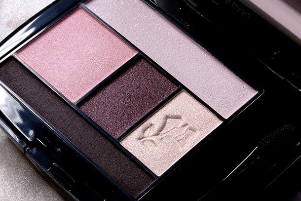 Lancome Dancing Rose Color Design Palette