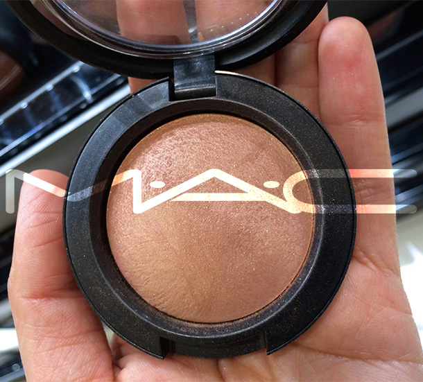 MAC Mineralize Blush in Warm Soul
