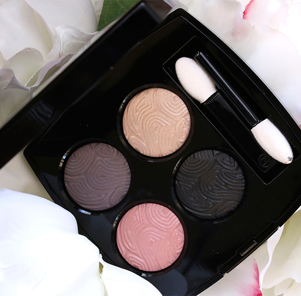Chanel Jardin Zen Quadra Eye Shadow