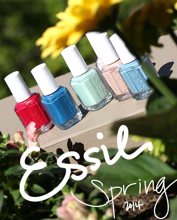 Essie Spring 2014