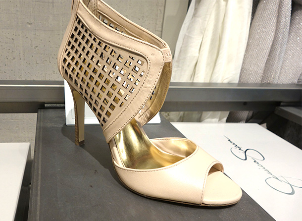 Jessica Simpson Jersee Caged Cuff