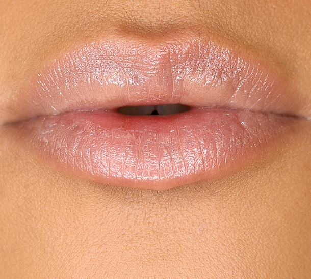 MAC Patentpolish Lip Pencil in Innocent, a nude beige