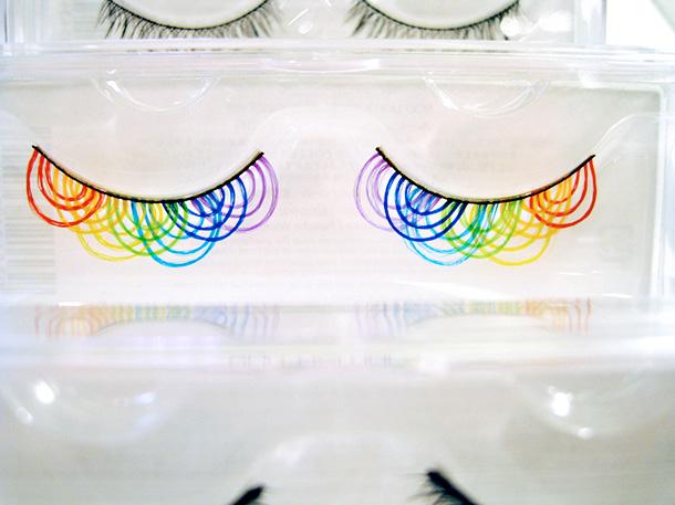 Shu Uemura Rainbow Lashes