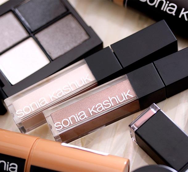 Sonia Kashuk Pearlescence Longwear Creme Shadow in Diamond (top) and Quartz (bottom), $8,99 each