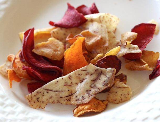 Trader Joe's Vegetable Chips