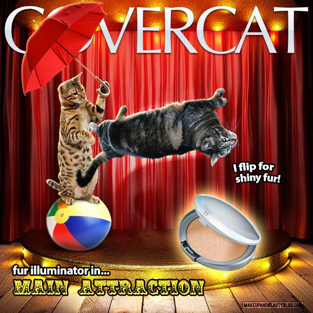 Tabs for Covercat Fur Illuminator in Main Attraction