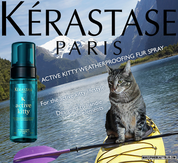 Tabs for Kerastase Active Kitty Weatherproofing Fur Spray