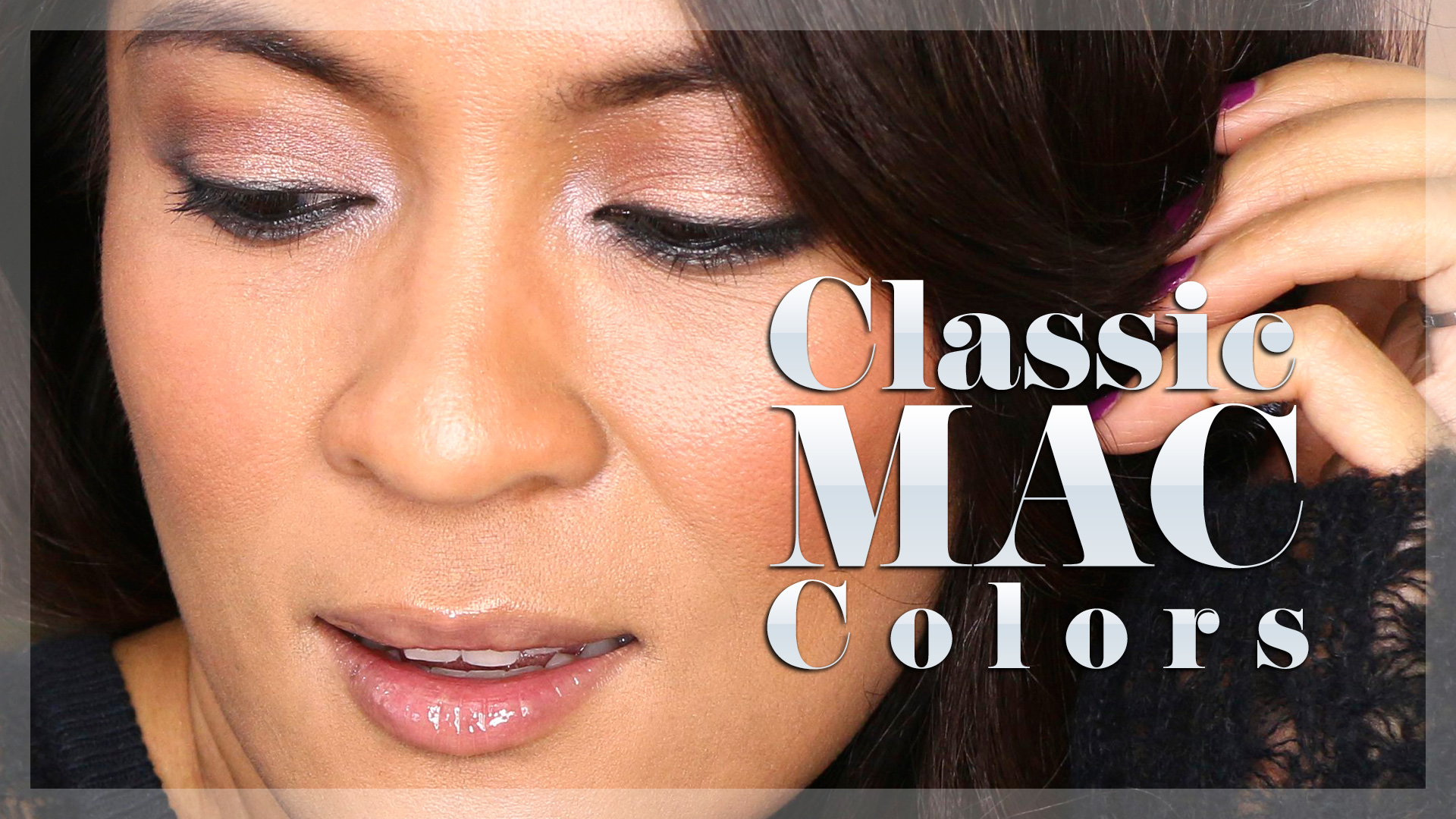 An Everyday Neutral Eye Look Using Classic Mac Colors Permanent