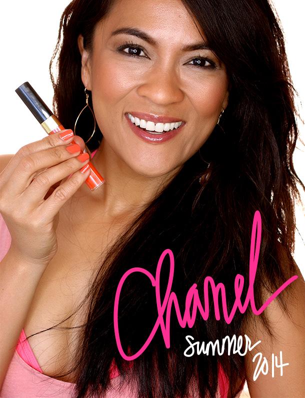 Chanel Collection Reflets D'Ete De Chanel Summer 2014