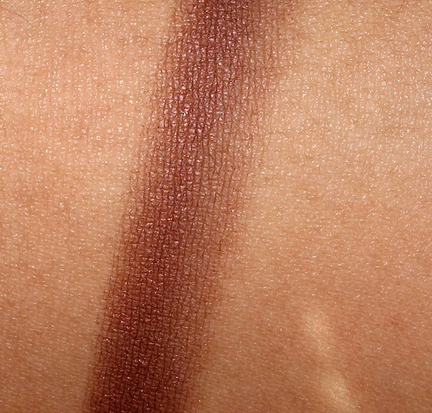 Clinique Black Honey Swatch
