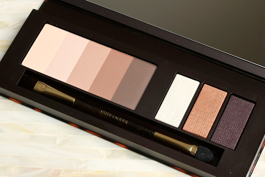 Estee Lauder Bronze Goddess The Nudes Eyeshadow Palette