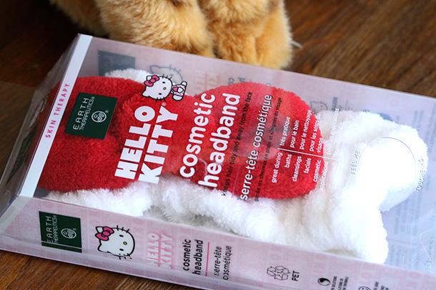 Hello Kitty Cosmetic Headband by Earth Therapeutics
