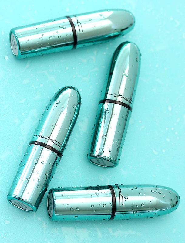 MAC Alluring Aquatic Lipsticks