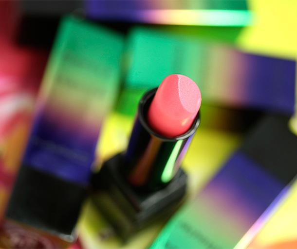 MAC Pinkfringe Satin Lipstick