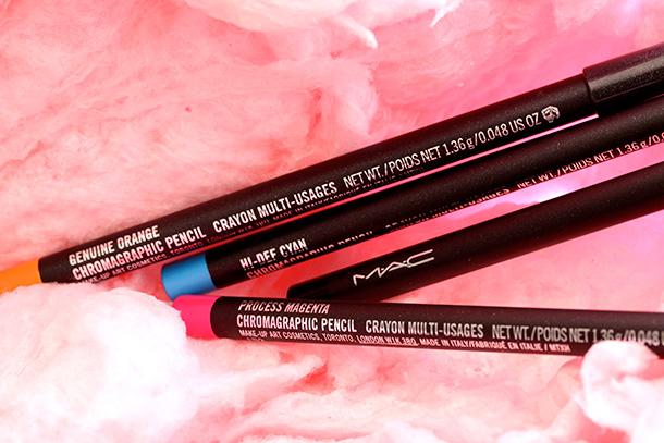 MAC Playland Chromographic Pencils