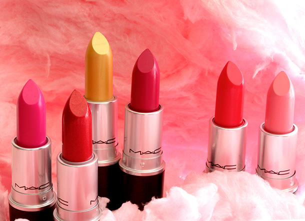 MAC Playland Lipsticks